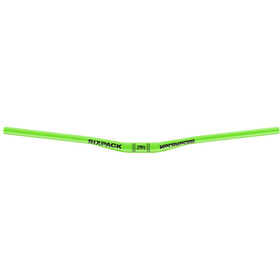 Sixpack Kamikaze 780 Handlebar 35 mm, for shaft coupling liquid-green